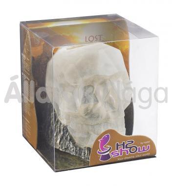 Hydor H2shOw dekoráció Lost Civilizations kristály koponya