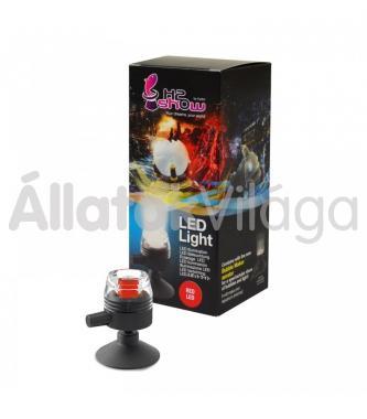 Hydor H2shOw vízalatti LED világítás piros
