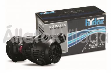 Hydor Koralia 3300 12V áramlás pumpa 12 V-os