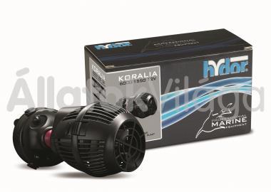Hydor Koralia 6000 12V áramlás pumpa 12 V-os