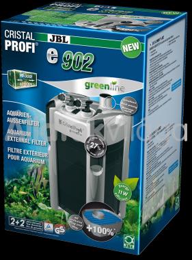 JBL CristalProfi e902 greenline külső szűrő 90-300 literig