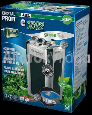 JBL CristalProfi e1502 greenline külső szűrő 160-600 literig