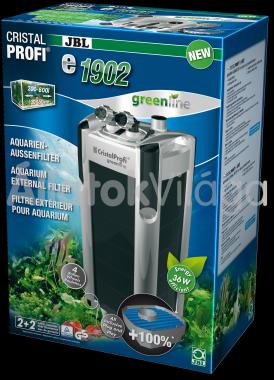 JBL CristalProfi e1902 greenline külső szűrő 200-800 literig