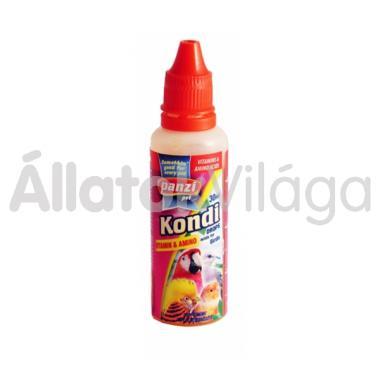 Panzi Kondi Vitamin & Amino Drops madaraknak 30 ml-es