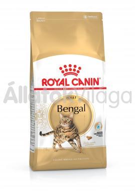 RoyalCanin Bengal Adult-felnőtt macska eledel száraz 2 kg-os
