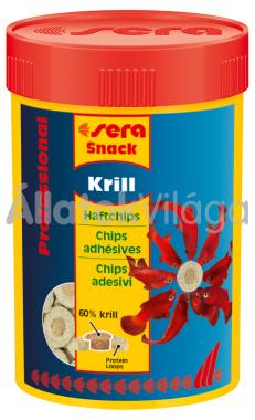 Sera Professional Snack Krill 100 ml-es