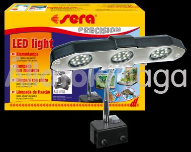 Sera LED light 3 x 2W-os ledes lámpa