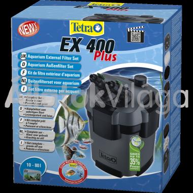 Tetra EX 400 Plus külsőszűrő töltettel 10-80 literig