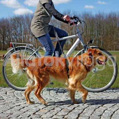 Trixie kerékpáros és futó póráz 1,00-2,00m/25mm-es 1282