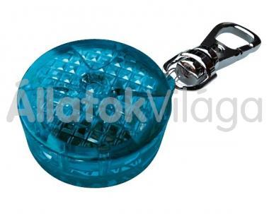 Trixie Flasher villogó jelző korong kék 13442