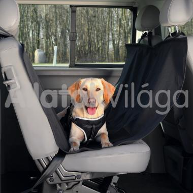 Trixie autóülés védő huzat 150x135 cm-es fekete 1348