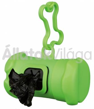 Trixie kutyapiszok-zacskó tartó színes L-es 22835