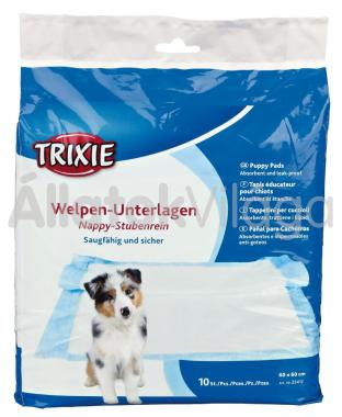 Trixie kutya pelenka 60x60 cm 10 db-os 23412