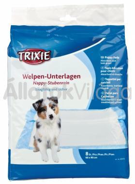 Trixie kutya pelenka 60x90 cm 8 db-os 23413