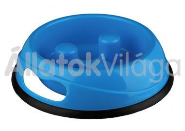 Trixie evés lassító műanyag tál gumis 0,45 liter/20 cm-es 25031