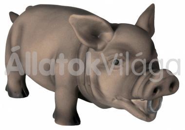 Trixie latex kutyajáték röfögő malac 23 cm-es 35491