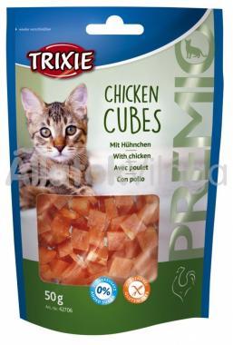 Trixie Premio Chicken Cubes csirke kockák 50 g-os 42706