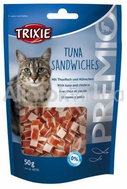 Trixie Premio Tuna Sandwiches tonhalas szendvics 50 g-os 42731
