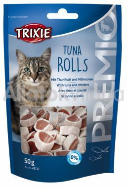Trixie Premio Tuna Rolls tonhalas tekercs 50 g-os 42732