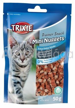 Trixie Trainer Snack Mini Nuggets jutalomfalatkák 50 g-os 42741