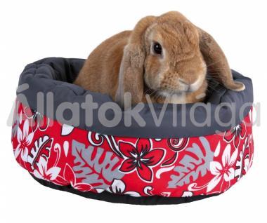 Trixie rágcsáló ágy virágmintás 62801