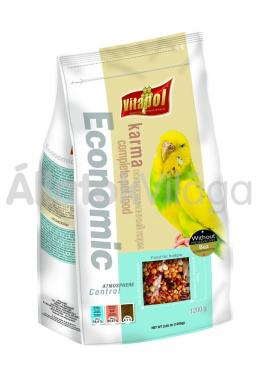 Vitapol Economic hullámos papagáj eledel 1200 g-os