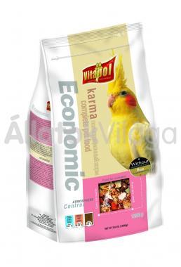 Vitapol Economic nimfa papagáj eledel 1200 g-os