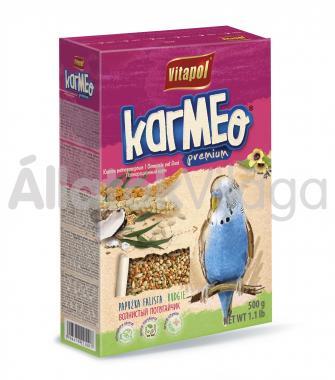 Vitapol hullámos papagáj eledel 500 g-os dobozos