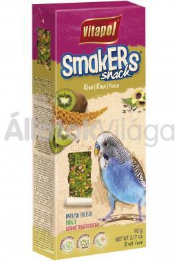 Vitapol Smakers rúd hullámos papagájoknak kiwis 2 db-os 90 g-os