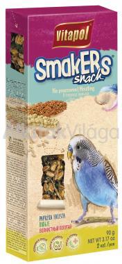 Vitapol Smakers rúd hullámos papagájoknak vedlést segítő 2 db-os 90 g-os