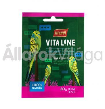 Vitapol Vitaline kismag beszéd serkentő díszmadaraknak 20 g-os