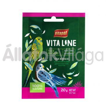 Vitapol Vitaline kismag vedlést segítő díszmadaraknak 20 g-os