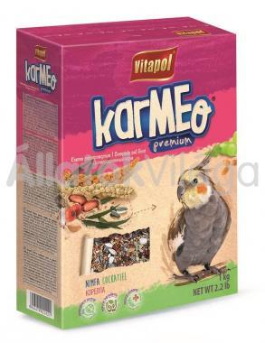 Vitapol nimfa papagáj eledel 1000 g-os dobozos