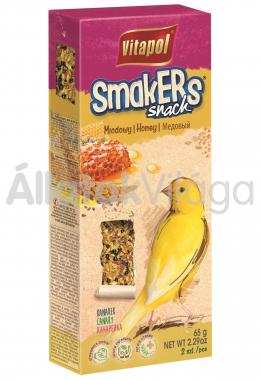 Vitapol Smakers rúd kanáriknak mézes 2 db-os 65 g-os