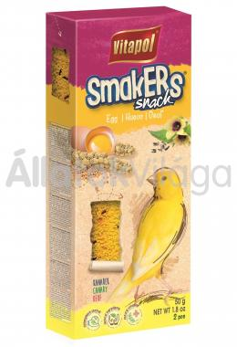 Vitapol Smakers rúd kanáriknak tojásos 2 db-os 50 g-os