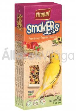 Vitapol Smakers rúd kanáriknak paprikás 2 db-os 60 g-os