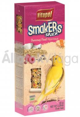Vitapol Smakers rúd kanáriknak gyümölcsös 2 db-os 60 g-os
