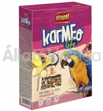 Vitapol gyümölcsös kiegészítő eledel óriás papagájoknak 900 g-os