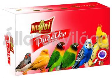 Vitapol madár szállító doboz 13,8x8,6x7,6cm-es