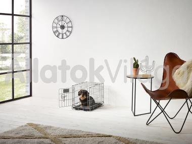 Savic Dog Residence fém box 50x33x40 cm-es 3290