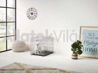 Savic Dog Residence fém box 61x46x53 cm-es 3291