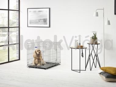 Savic Dog Residence fém box 76x53x61 cm-es 3292