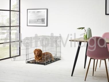 Savic Dog Residence fém box 91x61x71 cm-es 3293
