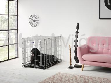 Savic Dog Residence fém box 107x71x81 cm-es 3294