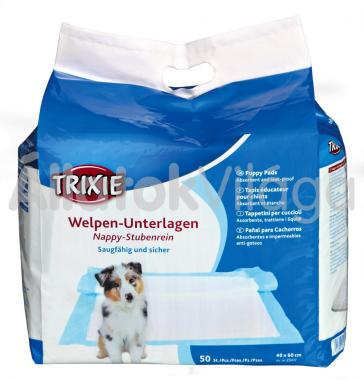 Trixie kutya pelenka 40x60 cm 50 db-os 23417