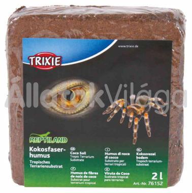 Trixie kókusz rost préselt 2 literes 76152